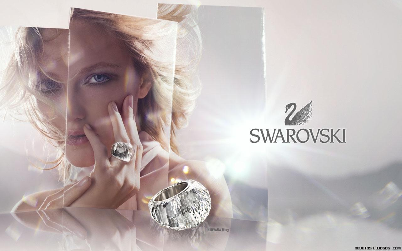 Colecciones de moda swarovski