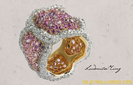 Anillos-coctel-aro-de-diamante-rosa