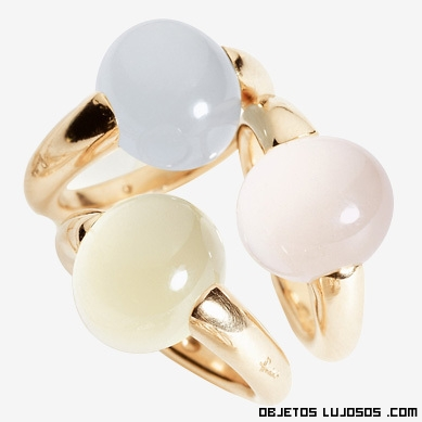 Piedras para anillos de compromiso