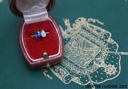 anillos de compromiso