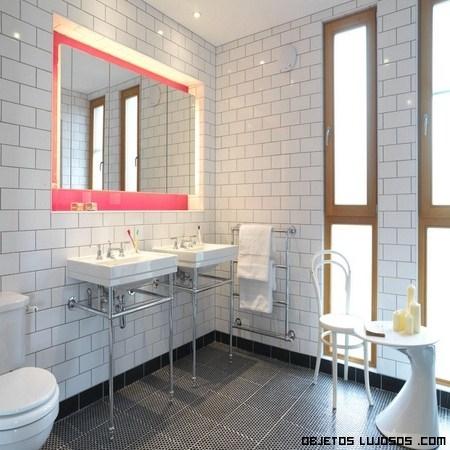 Baños de diseñadores famosos