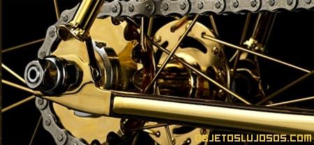Bicicleta de oro 2