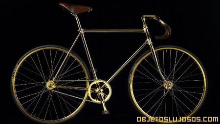 Bicicleta de oro 4