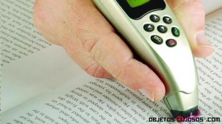 Bolígrafo que Traduce