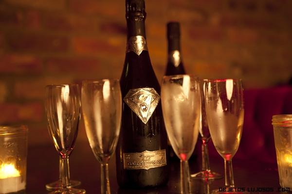 casinos de lujo que venden champán caro