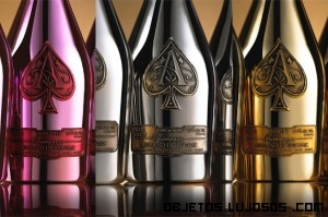 botellas Armand De Brignac