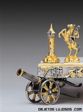 figuras de oro para ajedrez
