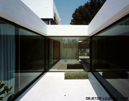 casas asimétricas de lujo