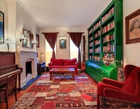 habitaciones de famosos