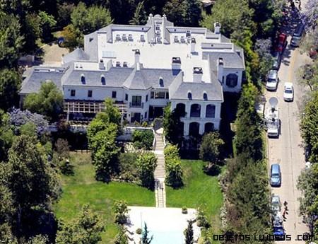 Mansiones de famosos