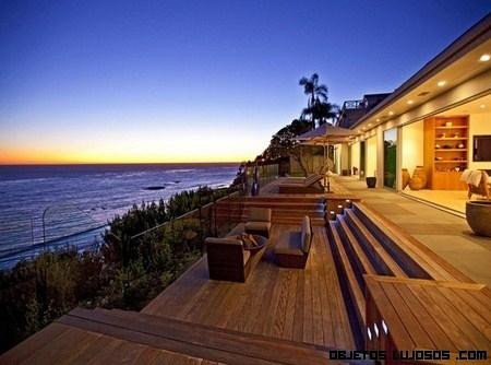 Casa de lujo con vistas