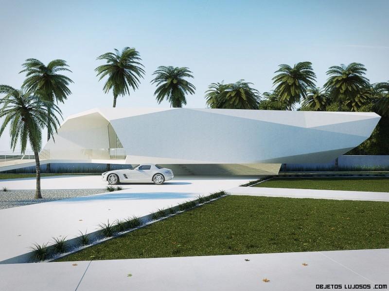 Casas de verano minimalistas