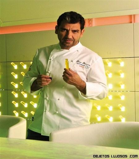 Los mejores chef de lujo