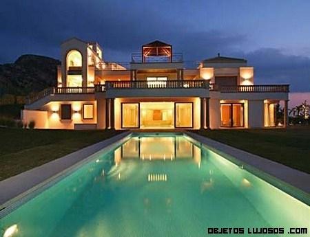 Mansiones de lujo