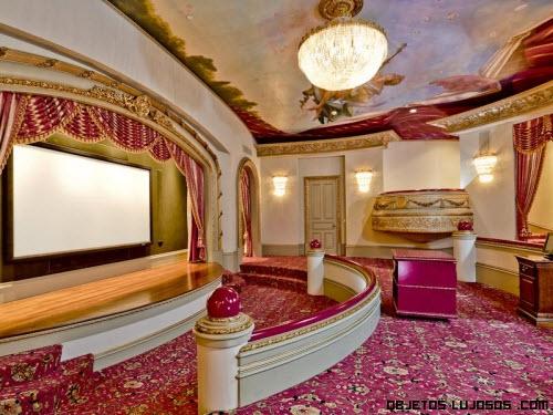 Cines originales de lujo