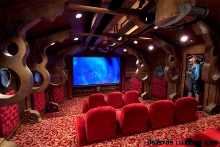 Salones de cine de lujo