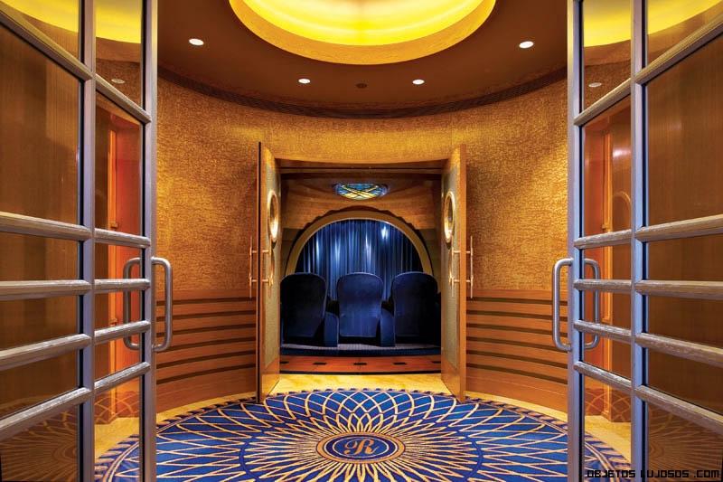 salas de cine exclusivas