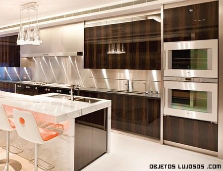Cocinas lujosas y modernas