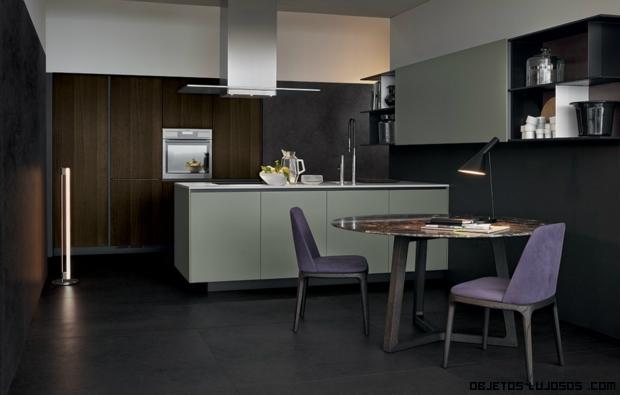 sillones de lujo para la cocina