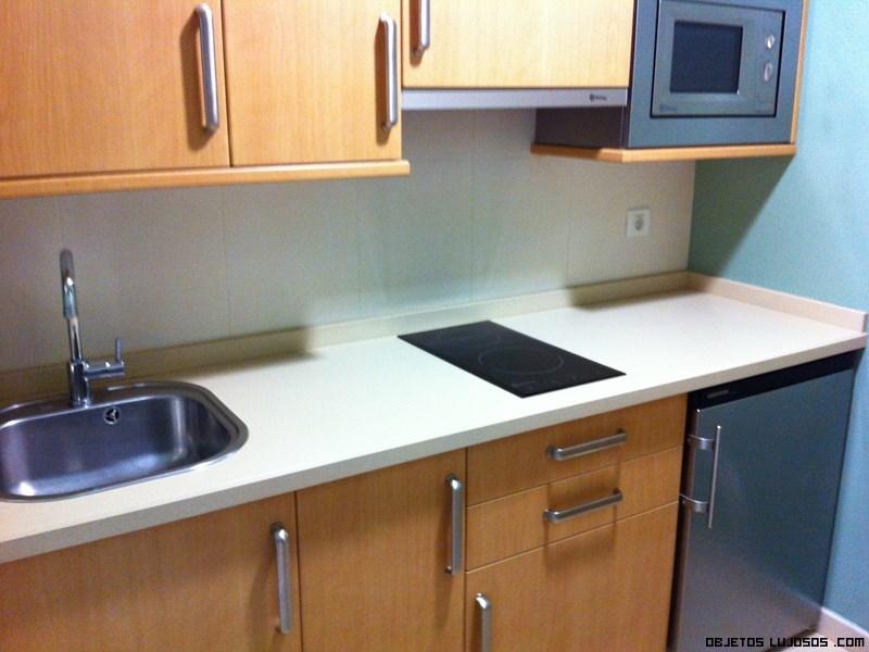 cocinas sencillas en apartamentos