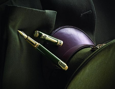 plumas estilográficas de lujo
