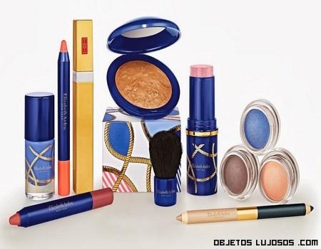 Maquillaje veraniego de lujo