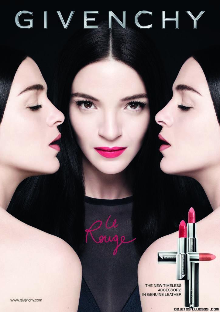 Givenchy y su campaña de labiales