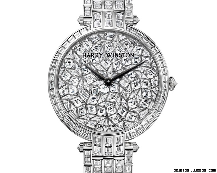 relojes Harry Winston