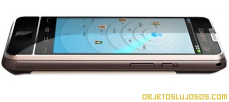 Coolpad N930 lateral