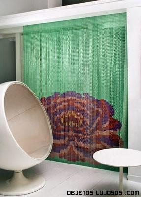 cortinas separador de ambientes