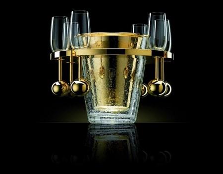 objetos hechos con oro