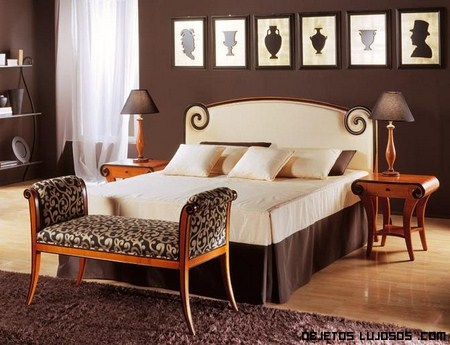 dormitorios de lujo