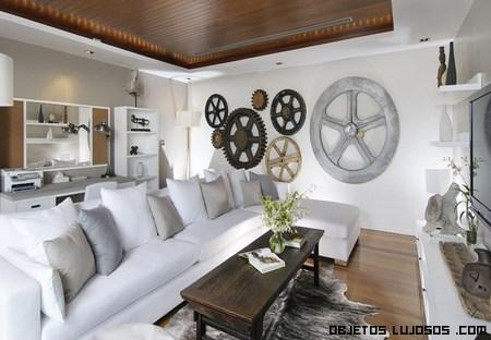salones modernos de lujo