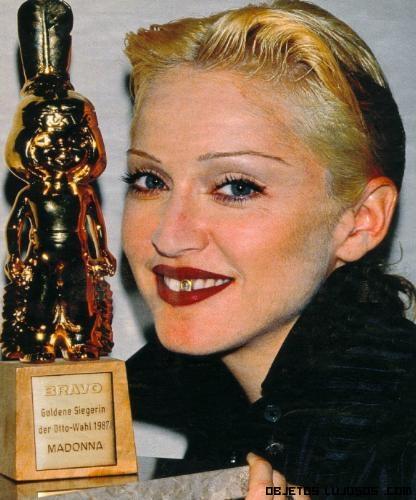 Madonna en Erótica