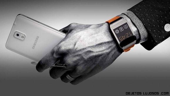 Móviles y relojes Samsung
