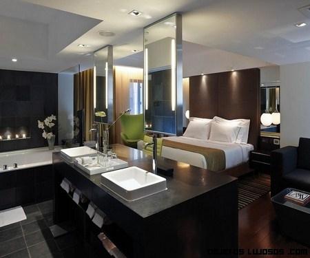 ideas para el dormitorio de lujo