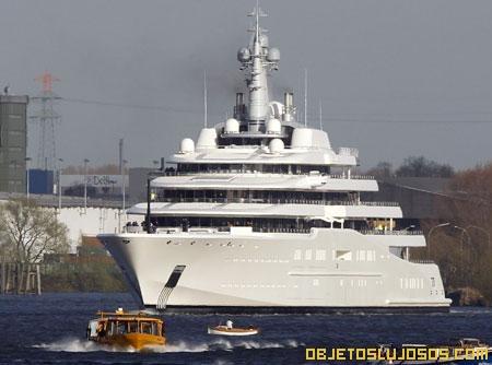 Embarcación de Lujo