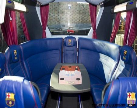 sillones tapizados para bus de lujo