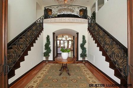 Escaleras de famosos