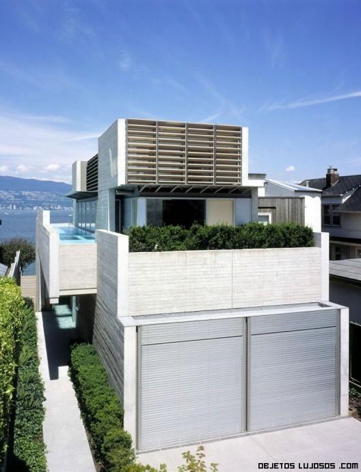 Casas modernas de lujo