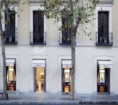 Joyería en Madrid elegante y de lujo