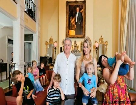 familia de versalles