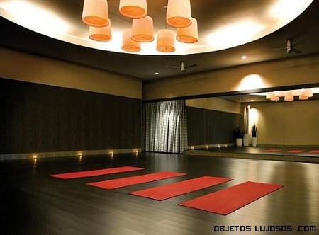 salones de yoga