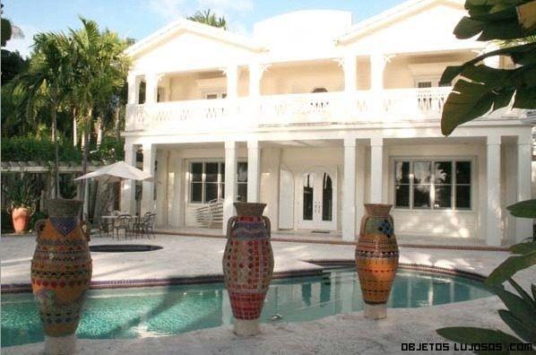 villas de Gloria Estefan