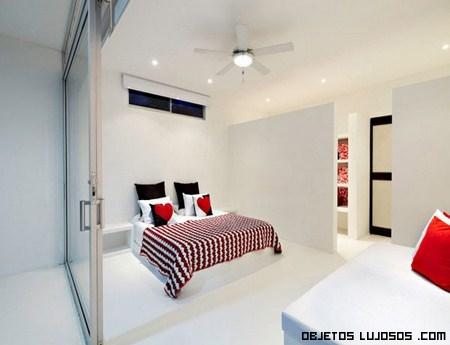 Dormitorios con decoración de lujo