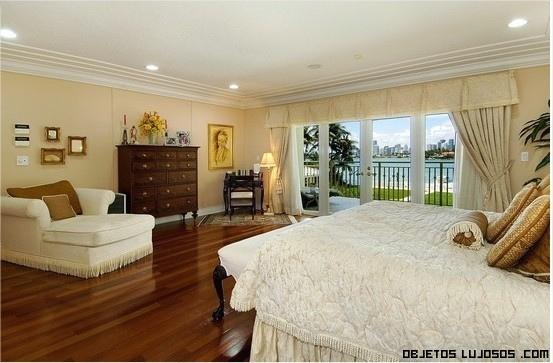 Habitaciones de lujo en villas de Miami