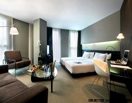 hoteles de cinco estrellas