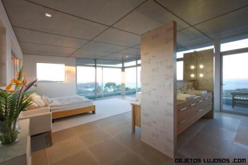 habitaciones con decoración de lujo