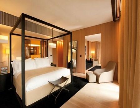 Hoteles de lujo en Milán
