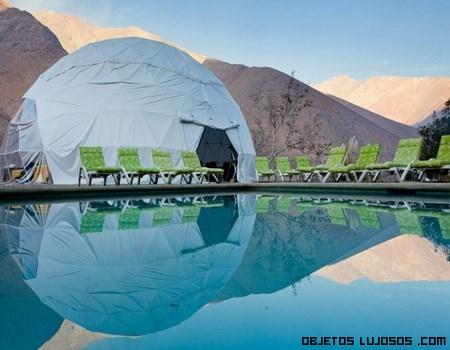Hoteles originales en Chile